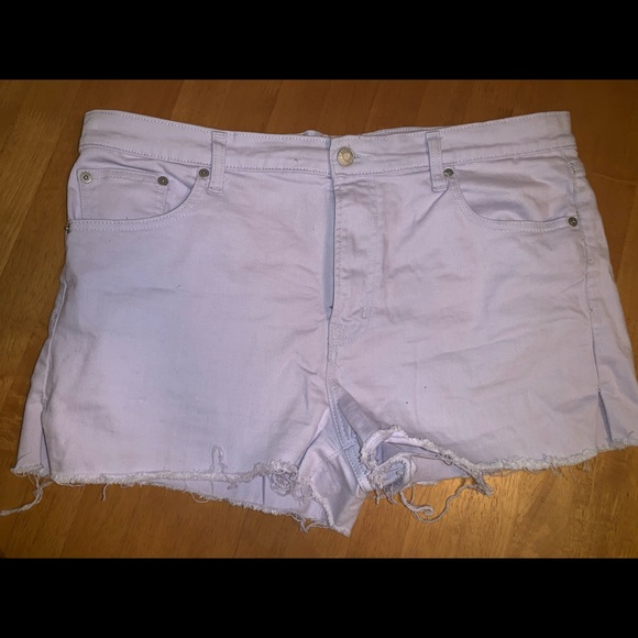 GAP Pants - Purple Gap Shorts
